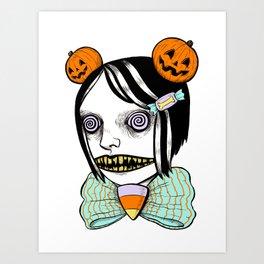 cavity cutie I Art Print
