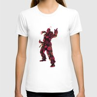 street fighter T-shirts featuring Street Fighter Dan by vanityfacade