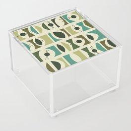 Tromen - Green Acrylic Box