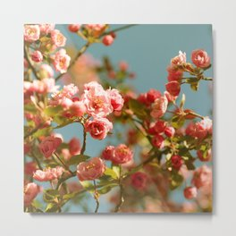 Spring Things Metal Print