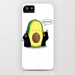 AVVOCADO iPhone Case