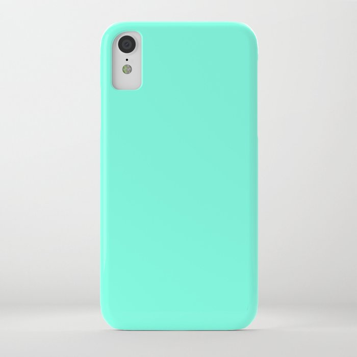 Green Mint iPhone Case