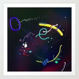 goobers Art Print