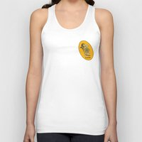 new orleans Tank Tops featuring New Orleans by Tim Breitzmann