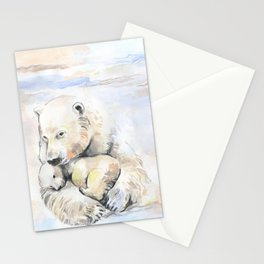 Mama Bear - 1 Stationery Cards