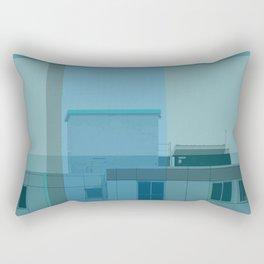 Building Blocks Rectangular Pillow