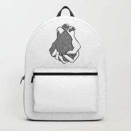 Entangled- Black Backpack
