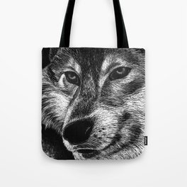 Mister Le Loup Tote Bag