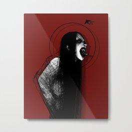 Sanctum Feminam XVIII Metal Print