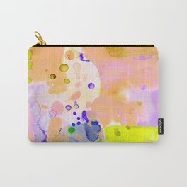 Flamingo Neon Carry-All Pouch