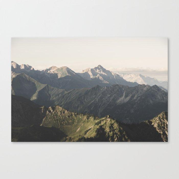 Wild Hearts - Landscape Photography Canvas Print