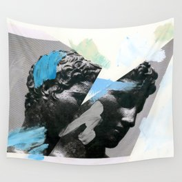 Untitled (Painted Composition 1) Wall Tapestry
