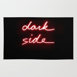 Dark Side Neon Rug