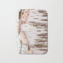 Birch Wood Bath Mat