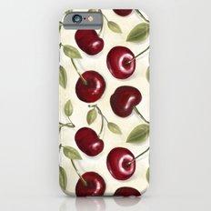 Cherries pattern iPhone 6 Slim Case