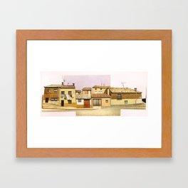 .: burgo de osma :. Framed Art Print