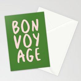 Bonvoyage! Stationery Cards