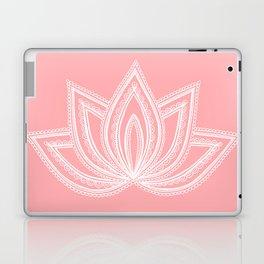 Decorative Lotus Flower Laptop & iPad Skin