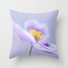 WINDY DAYS Throw Pillow