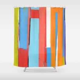 Urban Summer 14 Shower Curtain