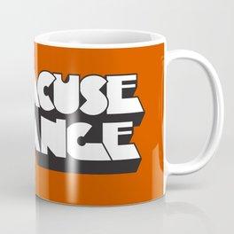 Syracuse Orange Coffee Mug