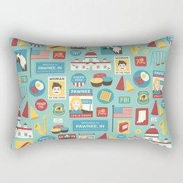Parks and Recreation Rectangular Pillow
