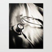 medicine Canvas Prints featuring Medicine by Mauricio Santana