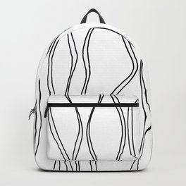 Parallel Lines Backpack