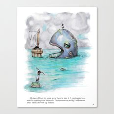 Page 28 Canvas Print