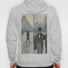 Paris Street; Rainy Day Hoody