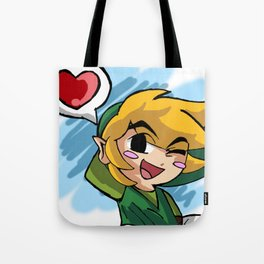 Link: Fill up your hearts! Tote Bag