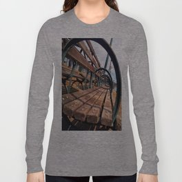 Circle Perspective Long Sleeve T-shirt