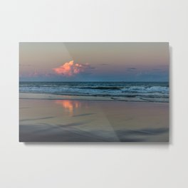 Mirror of the clouds Metal Print