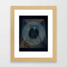Hot Toddy Framed Art Print