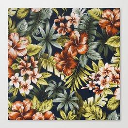 Floral V1 Canvas Print