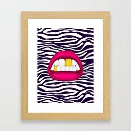 Walkiria Framed Art Print
