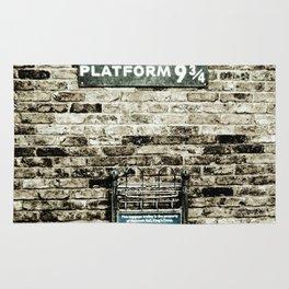 Platform Nine & 3/4 Rug
