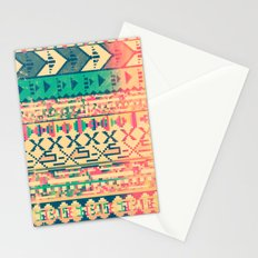 Pattern of the God Stationery Cards