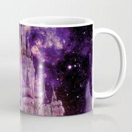 Celestial Palace Pink Purple Amethyst Coffee Mug