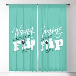 Gymnastic Flip Blackout Curtain