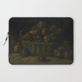 Basket of Apples Laptop Sleeve