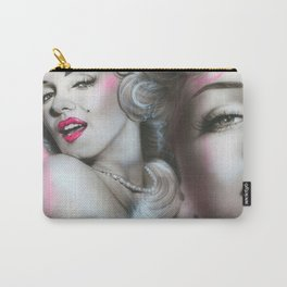 'Gentlemen Prefer Blondes' Carry-All Pouch