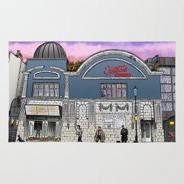 London Cinema Rug