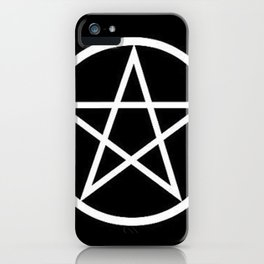 Pentacle#1 Pagan | Goddess | Witchy iPhone Case