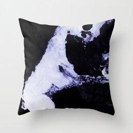 Fleeting Brainwave I Throw Pillow