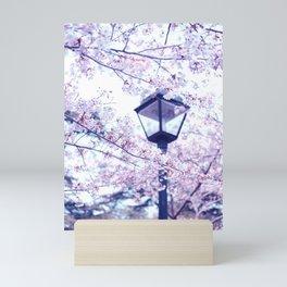 Floral Park Mini Art Print