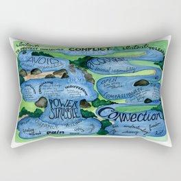 Conflict Rectangular Pillow