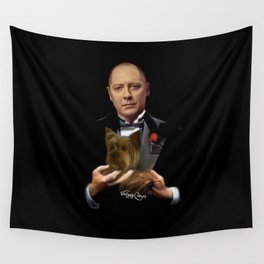 Raymond Reddington - Godfather Wall Tapestry
