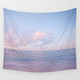 calm day ver.pink Wall Tapestry