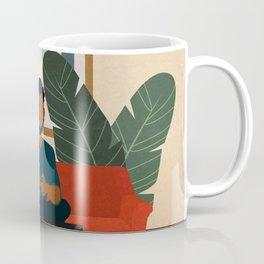 Stay Home No. 6 Coffee Mug